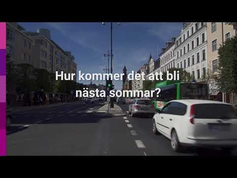 Se så fint det blivit på Drottninggatan och Järnvägsgatan