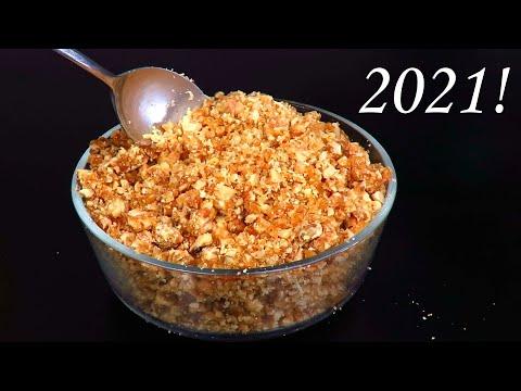 Вкусное лакомство Орехи в карамели лучше любых конфет Люда Изи Кук выпечка на ПАСХУ кулинарный канал