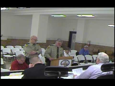 2017-02-14 Board of Supervisors Meeting Part 1 of 2