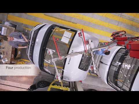 Adria - Världsledande tillverkning och produktion