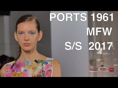 PORTS 1961 | SPRING SUMMER 2017 | FULL FASHION SHOW - Exclusive
