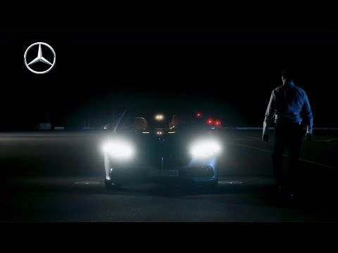 The New S-Class: Take a Test Drive with Ola Källenius