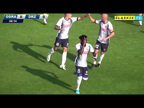 [mecz] Odra Wodzisław - Drzewiarz Jasienica 4:0