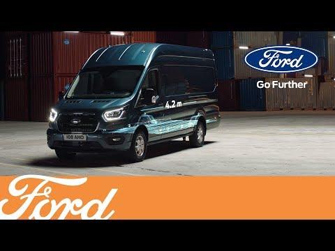 Nový Ford Transit - Užitné vlastnosti | Ford Česká republika