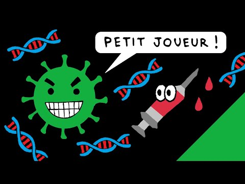 Ce VIRUS modifie votre ADN !!!