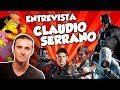 Entrevista a Claudio Serrano