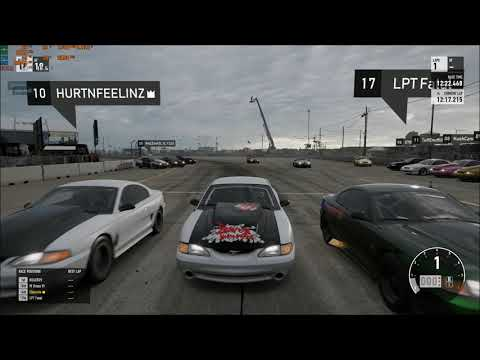 KING OF THE HILL #15 1995 MUSTANG RWD FORZA 7