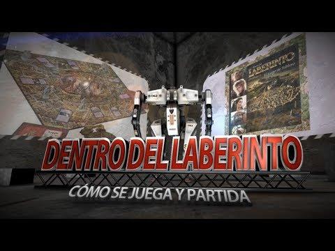 Yo Tenía Un Juego De Mesa TV #11: Dentro Del Laberinto. Cómo se juega y partida.