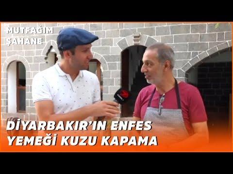 Diyarbakır'a Özgü Kuzu Kapama - Mutfağım Şahane - 31 Mart 2020