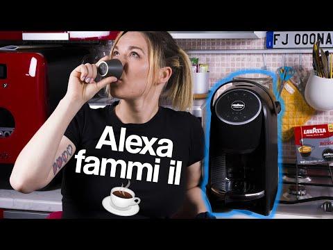 LAVAZZA VOICY ☕ Alexa che fà il caff� …