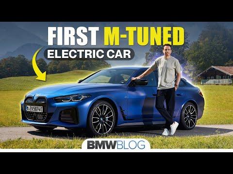 2022 BMW i4 M50 Test Drive | Still The Ultimate Driving Machine?