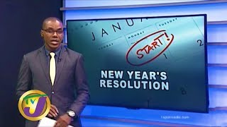 TVJ News: Health Report - News Year's Resolution - January 8 2020