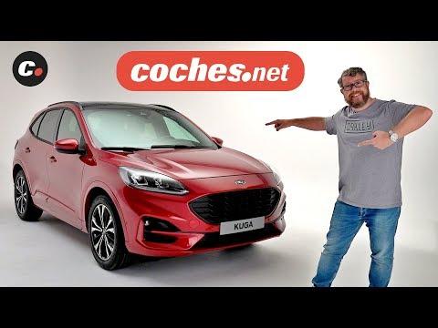 Ford Kuga 2019 | Presentación estática / Review en español | coches.net