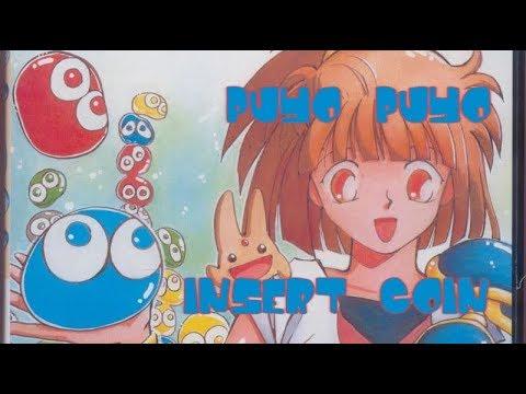 Puyo puyo (1991) - NES - Endless Mode