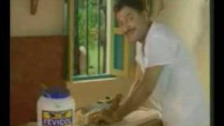 Fevicol Commercial - 2 Ads