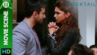 Cocktail - Best Scenes   Saif Ali Khan, Deepika Padukone, Diana Penty, Dimple Kapadia backslashu0026 Boman Irani - EROSENTERTAINMENT