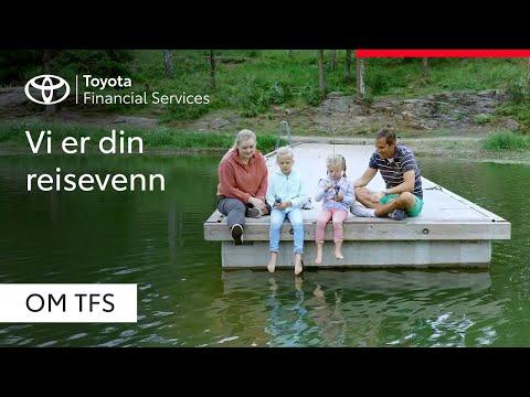 Finansiering og forsikring fra Toyota Financial Services
