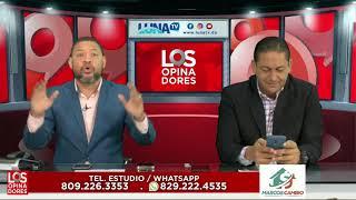 Los Opinadores: Policías y militares dominicanos en la línea de fuego, el pueblo opina