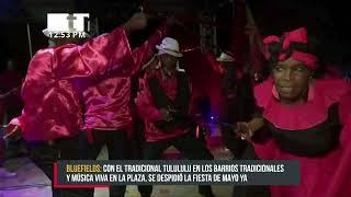 Bluefields culminó con las fiestas de Mayo Ya con varias actividades - Nicaragua