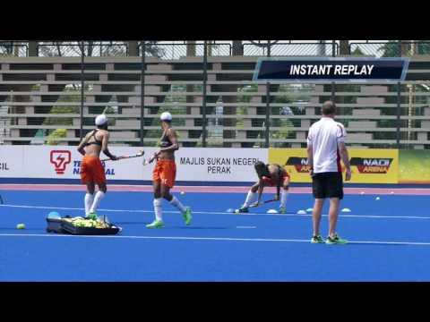 India mens hockey Goal shooting