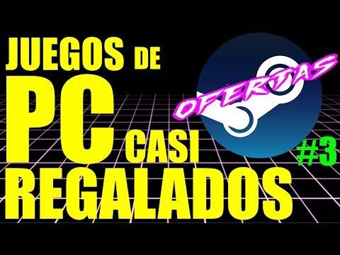 JUEGOS DE PC CASI REGALADOS #3 - STEAM - VIDEOJUEGOS BARATOS - OFERTAS