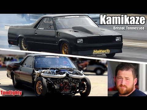 Street Outlaws Kamikaze - Bristol (2018)