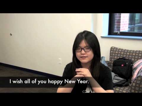 Rivier University Chinese Student Association Spring 2013 Video