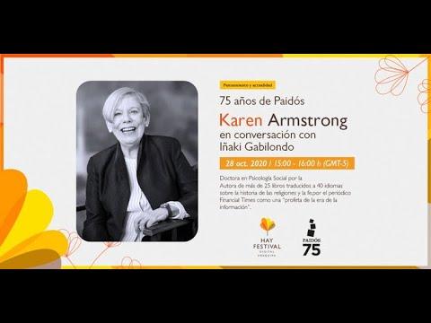 Vidéo de Karen Armstrong