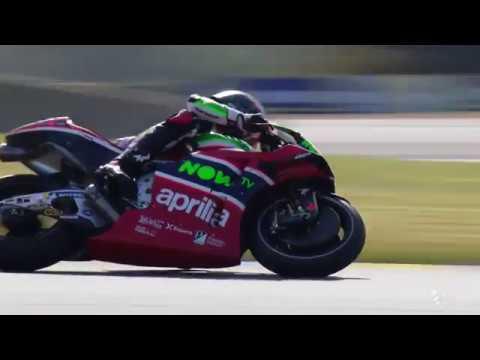 Aprilia Racing Team Gresini previews French GP