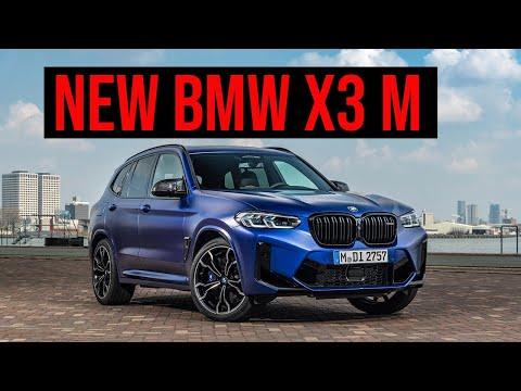 2021 BMW X3 M Facelift