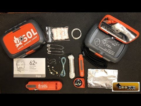 SOL Origin Survival Kit Review