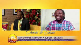 Jamaica: How to Live on a Budget in 2021 | Sunrise: A Man's World | CVMTV