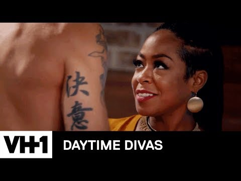 Tichina Arnold Talks About Her Sex Scenes | Daytime Divas