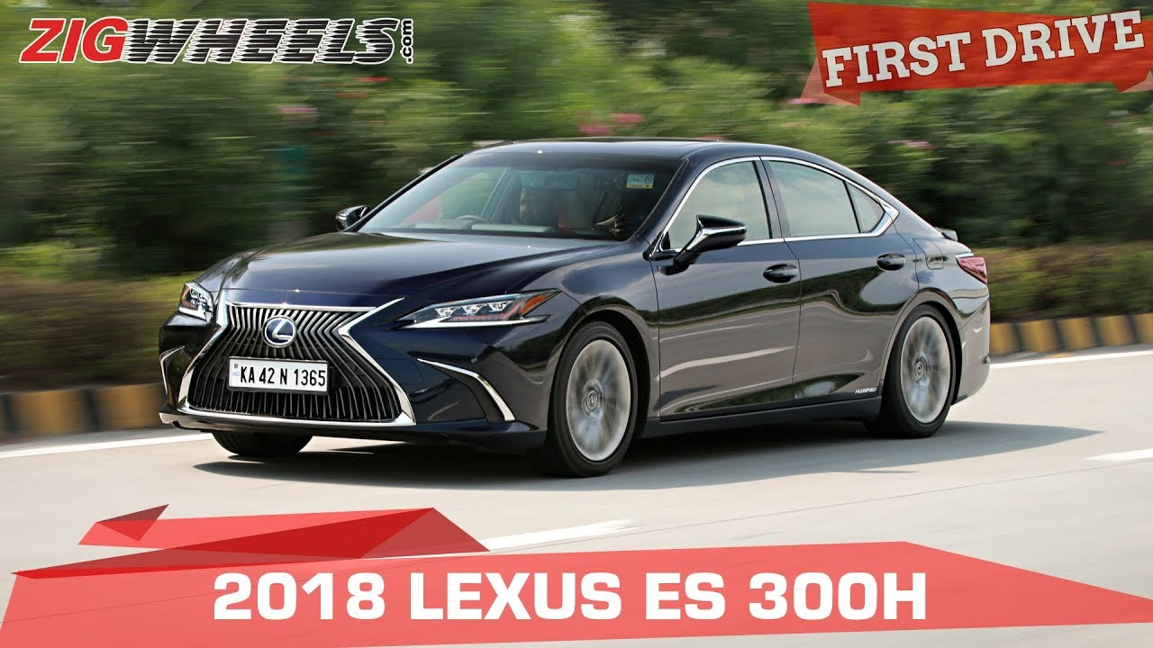 2018 Lexus ES 300h Review | The Comeback Kid!
