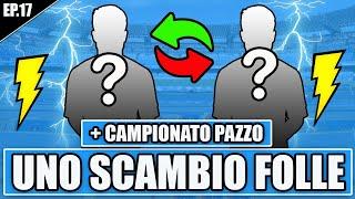 ?? SCAMBIO DI MERCATO FOLLE! + CAMPIONATO PAZZESCO!! FIFA 21 CARRIERA ALLENATORE NAPOLI #17