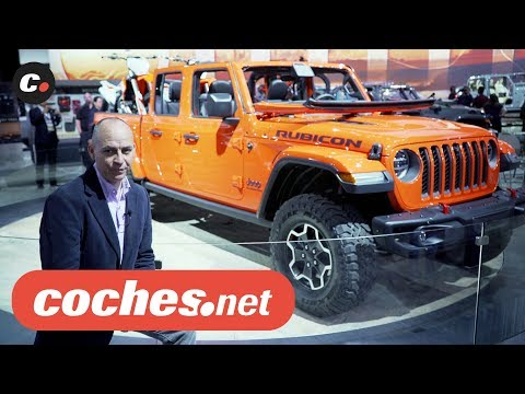 Jeep Gladiator 2019 | Salo?n de Los Angeles 2018 | LA Auto Show | coches.net