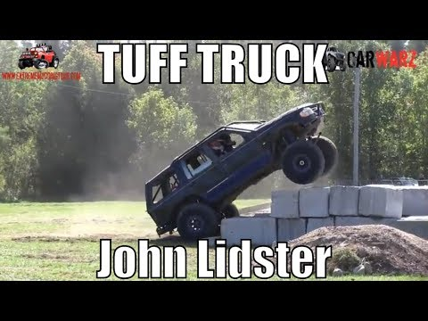 John Lidster 1996 Ford Explorer First Round Modified Class Minto Tuff Truck Challenge 2018