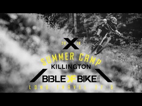 2018 Bible of Bike Tests: Summer Camp - 27.5 Long-Travel Bikes