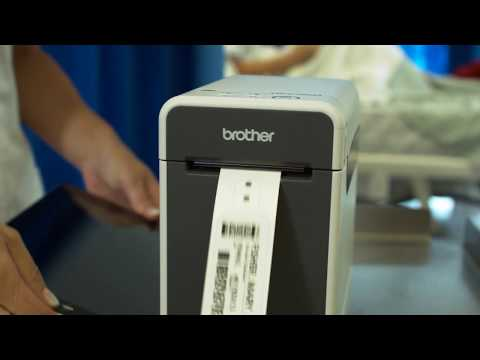 Brother TD-2000 - Labelling Printer