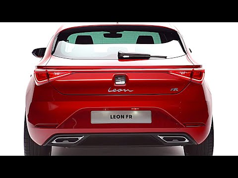 "SEAT LEON 2020 ? Better than Golf 8"" ? Interior and Exterior Design"