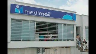 Piden que el Estado intervenga a Medimás por problemas financieros