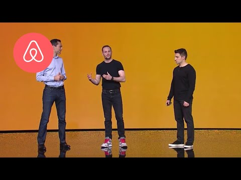 Welcome to a world of trips | Airbnb Open Los Angeles