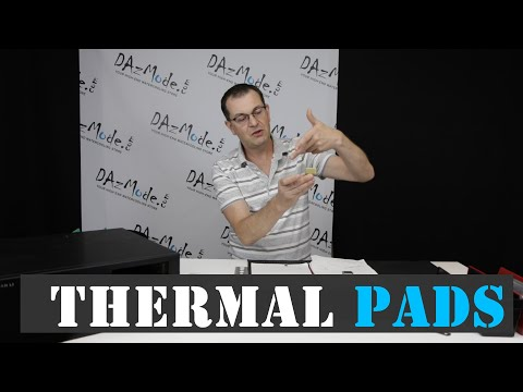Thermal Pads Heat Transfer Basics