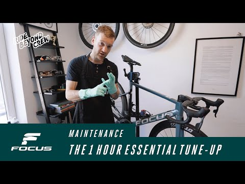 Get your bike ready for summer - The ONE HOUR essential tune-up with the Ride Beyond Crew