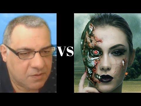 Kingscrusher takes on AlphaZeros little sister- Leela Zero (ID 166):Human vs Artificial Intelligence