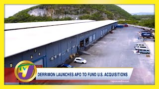 Derrimon Launches APO to Fund U.S. Acquisitions - January 17 2021