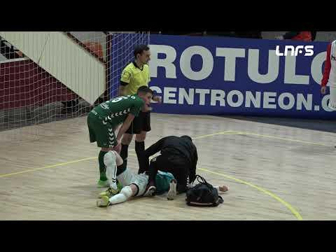 Gesto de Fair Play del Levante UD FS ante CA Osasuna Magna