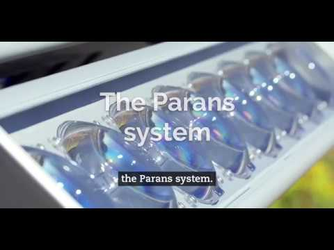 Since 2003 PARANS has brought natural light to the indoor environment with the help of its green Swedish innovation – the PARANS system. With the fourth product generation – the SP4 – you can bring natural light 30 floors down from the rooftop.  How it works: - Collectors on the roof - Fibre optic cables leading the natural light through the property - Luminaries are spreading the light inside  Sunlight has an enormous impact on our wellbeing. It makes us feel better, learn faster, achieve more and become more productive. Our innovative technology leads the sunlight indoors so that you can experience the healthy natural light even far away from windows.  https://www.parans.com  Download our Insight Brochure: https://lp.parans.com/parans_brochure  #IndoorDesign #IndoorLighting #IndoorSunlight #Daylight #Architecture #LightingDesign #GreenBuildings #LEED #BREEAM #ClimateSolver #DaylightApproved #FullSpectrumLight #Sustainability