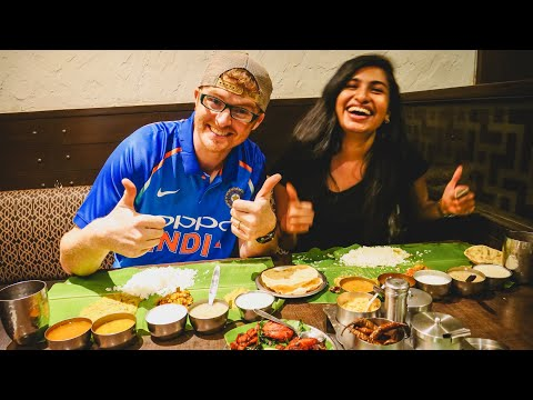 Ultimate FOOD TOUR in BANGALORE, India: Best Food Places in Bengaluru for DOSA + BUTTER CHICKEN!