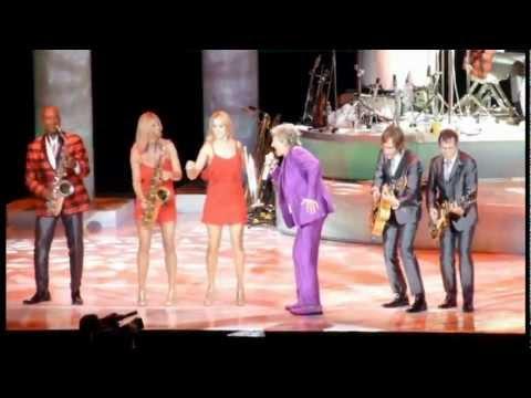 Rod Stewart - Monterrey 2012 full show Multicam HD 720p